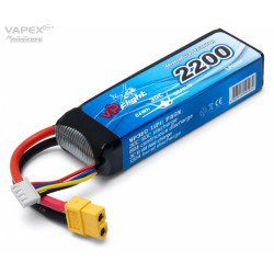 Vapex  3S 11,1V 2200mAh 30C...
