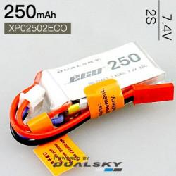 Dualsky 2S 7.4V 250mAh ECO...