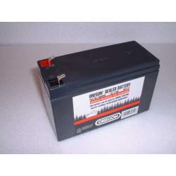 Blybatteri 12V  7A