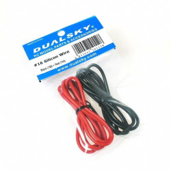 Silikonkabel 16AWG (1,31mm2)