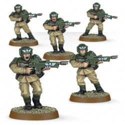 Cadians (5 models)