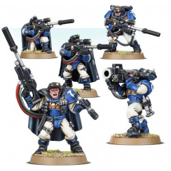 Space Marines Scouts with...