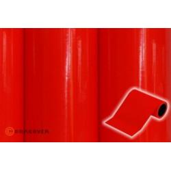 Oratrim 200x9,5cm Fluor. red