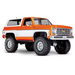 Traxxas TRX-4 Chevy Blazer...