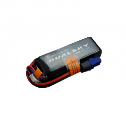Dualsky 2S 7.4V 1000mAh HED...