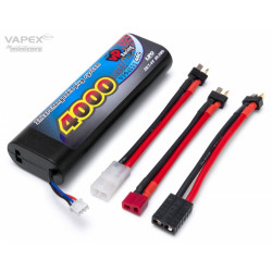 Li-Po Batteri 2S 7,4V...
