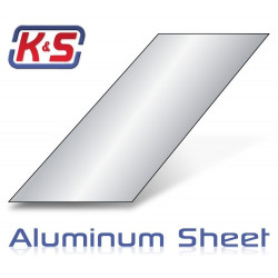 Aluminiumplåt 0.8x150x305mm...