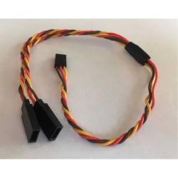 Y-Kabel GR 0,35MM² tvinnad...