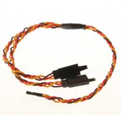 Y-Kabel GR 300MM tvinnad...