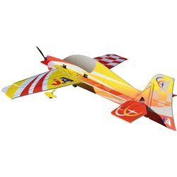 "JTA Innovations Gamebird ( yellow/RED ) new 33"" EPP 3D Aerobatics Model"