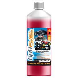 Optimix RTR Bränsle 16% Nitro 15% Olja 1L