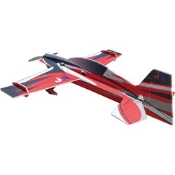"JTA Innovations Extra JD RED /black/white 32"" EPP 3D Aerobatic Model"