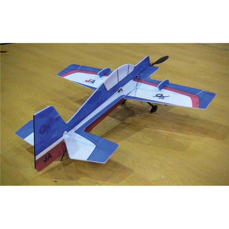 "JTA Innovations Yak 54 (RED /BLUE ) 32"" EPP 3D Aerobatic Model"
