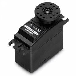 S-U400 Servo Standard 7.9kg/0.13s HV S.BUS2