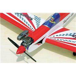 Super Air, Trainer PVC ARF