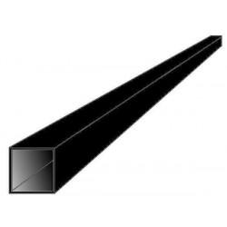 Kolfiberfyrkant 2.5x2.5