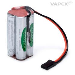 Mottagarbatteri 4,8v 950mAh...