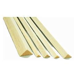 Balsa trekantslist   L 1000mm