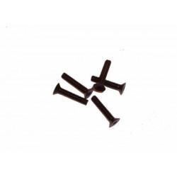 Insex försänkt M4x12mm