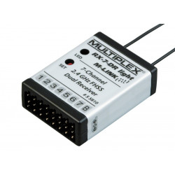 Multiplex RX-7-DR light...