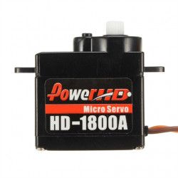 Power HD 1800A 1.3kg 0.08s