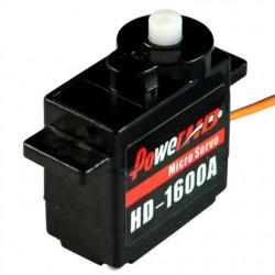 Power HD 1600A 1.3kg 0.08s
