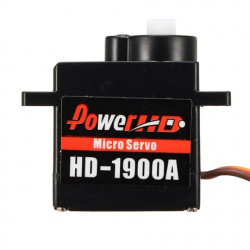 Power HD 1900A 1.7kg 0.08s